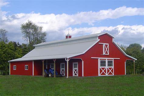 barn house kit
