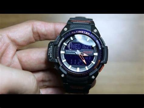 Casio Outgear Sgw 450h 2b casio outgear sgw 450h 2b sensor analog