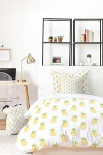 pineapple express bed in a bag bedding set forest