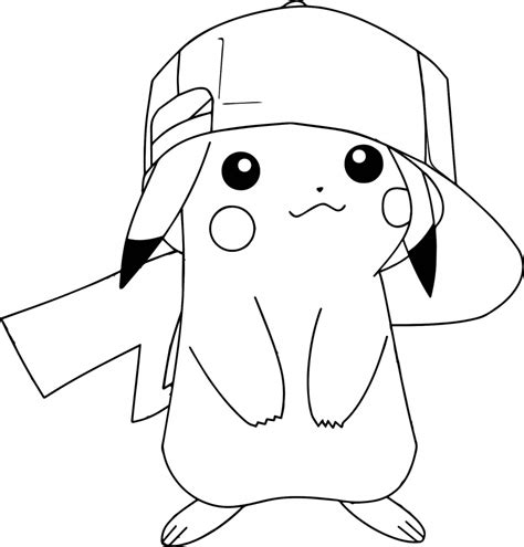 Get This Pokemon Pikachu Coloring Pages Yt831 Pictures To Print