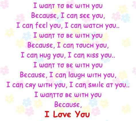 i want to be with u quotes