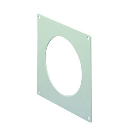 Plat Tembaga 0 5 Mm Uk 125mm X 150mm Coostom manrose wall plate for 125mm ducting