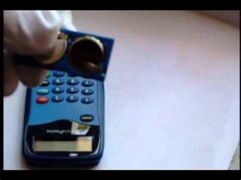 lettore banco posta come cambiare le batterie al lettore bancoposta