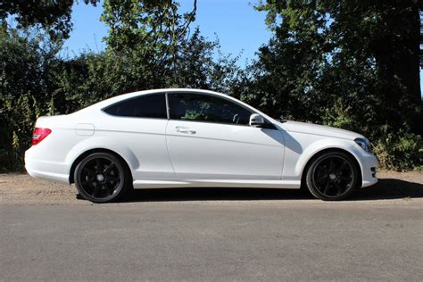 mercedes c220 cdi blueefficiency amg sport coupe