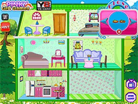 Play Tinkerbell Wedding Doll House Game Online Y8 Com