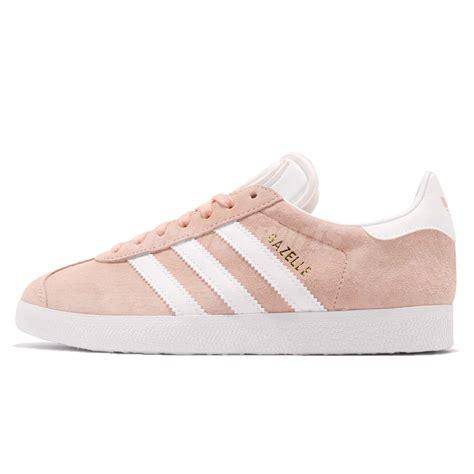 adidas originals gazelle vapor pink white men classic