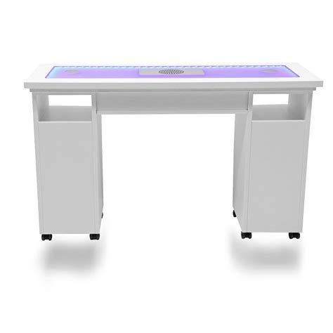 tavolo ricostruzione unghie usato tavolo led design 07 aspiratore integrato ricostruzione
