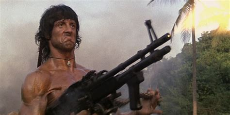 Film Rambo Series | rambo reboot in development without stallone