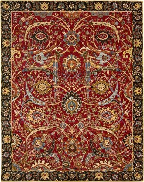 Peykar Rugs by Nourison Offers Limited Edition Replica Of 34 Million Rug