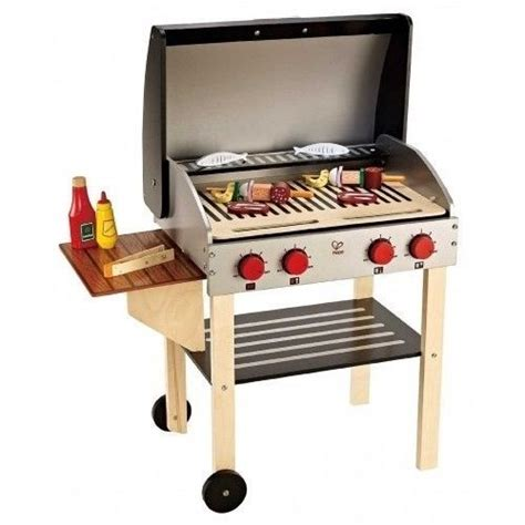 Bbq Playset by Grill Play Set Gourmet Bbq Shish Kabob Children
