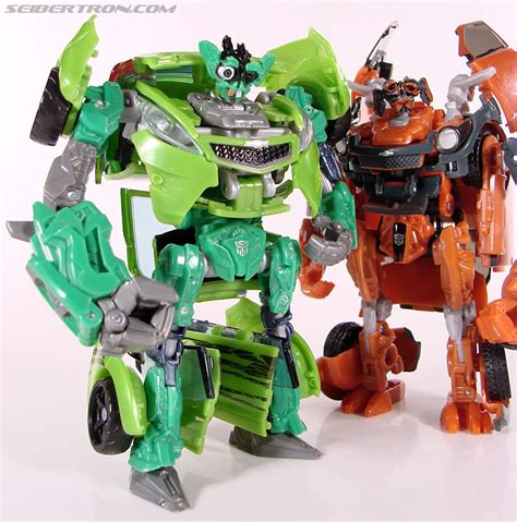 transformers skids toy galleries of rotf deluxe class mudflap and skids