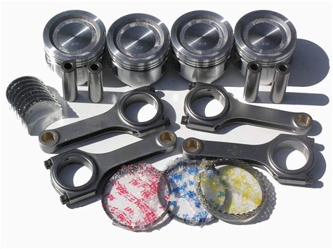 turbo and piston forged 22r toyota pistons