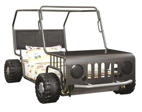 jeep car bed coaster jeep black grey car bed dallas tx kids bed