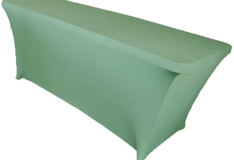4 ft rectangular spandex table cover 6 ft rectangular clover spandex table covers