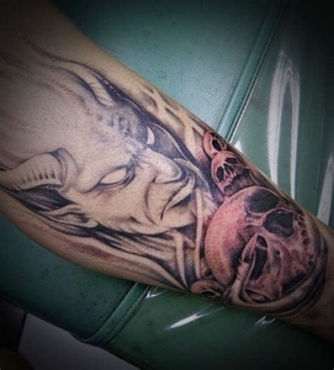 devil tattoos tattoo collections