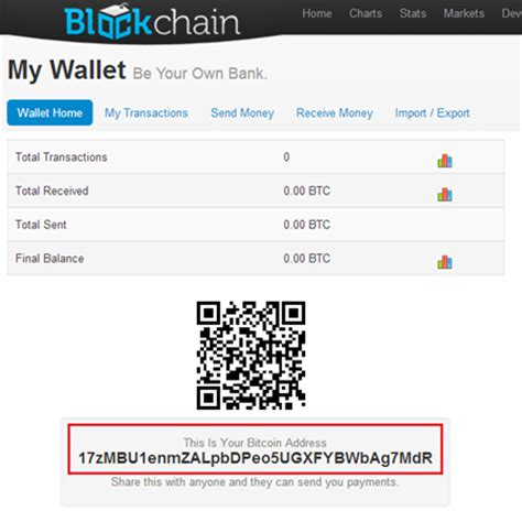 bitcoin wallet address what is bitcoin