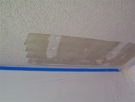 Painted Popcorn Ceiling by Popcorn Removal Melbourne Florida Popcorn Ceilings Removed Repairs