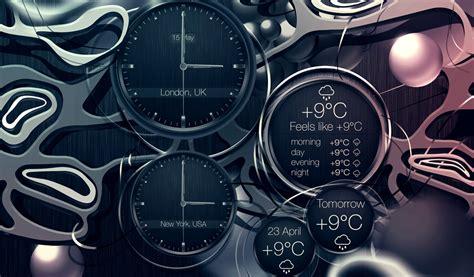 black clock  wallpaper hd  apk  android