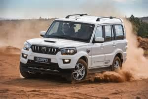 new scorpio cars new look mahindra scorpio lands in sa cars co za