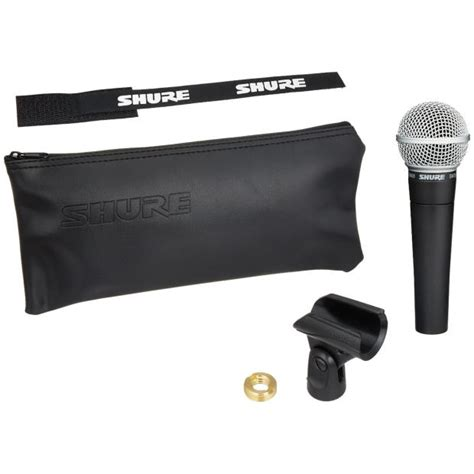 shure sm58 lc dynamic vocal cardioid microphone full compass shure sm58 lc cardioid dynamic vocal microphone reverb