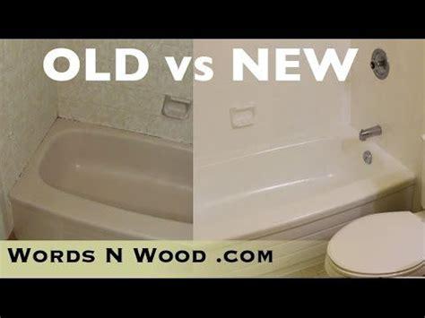 clean textured fiberglass  plastic shower floor