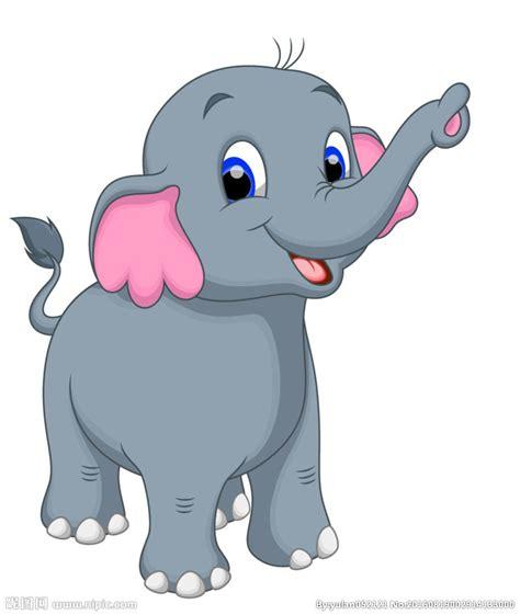 Banner Safari Hewan 卡通大象图片大全大图图片