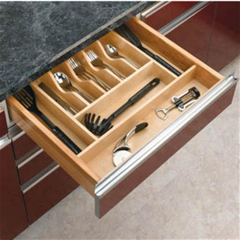 Silverware Drawer Insert by Cutlery Drawer Inserts Organize Your Cutlery By Size And