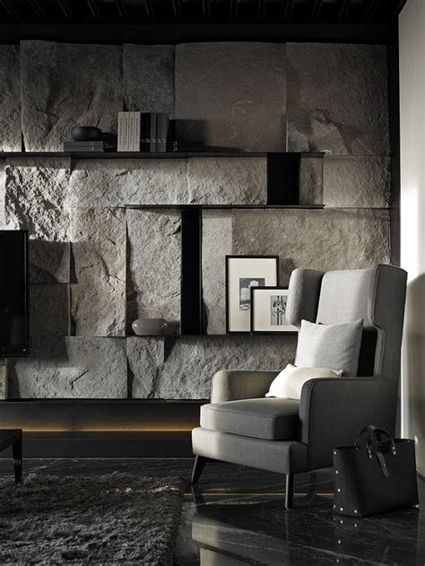 rock wall living room ideas 17 best ideas about interior walls on living room wall designs tv wall design