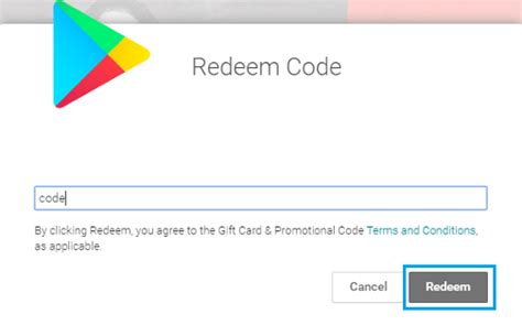 How To Redeem Google Play Gift Card On Tablet - how to redeem google play gift cards on abdroid phone or pc