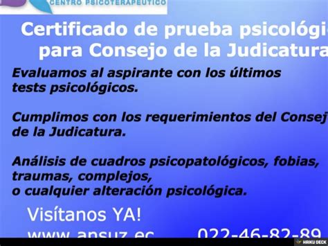 certificado consejo superior de la judicatura certificado psicol 243 gico consejo de la judicatura
