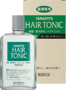 Yanagiya Hair Tonic Mandarin 240ml yanagiya hair tonic 柳屋本店