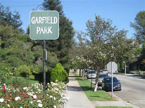 pasadena park south pasadena ca discover garfield park