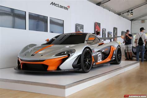 mclaren supercar p1 monterey 2014 mclaren p1 gtr design concept gtspirit