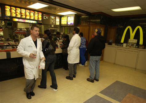 cleveland clinic help desk so long big mac cleveland clinic ousts mcdonald s from