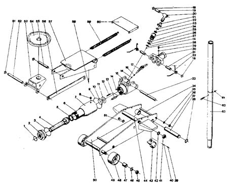 diagram of floor floor parts list images