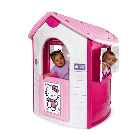 Smoby Cottage Hello Kitty   Achat / Vente maisonnette