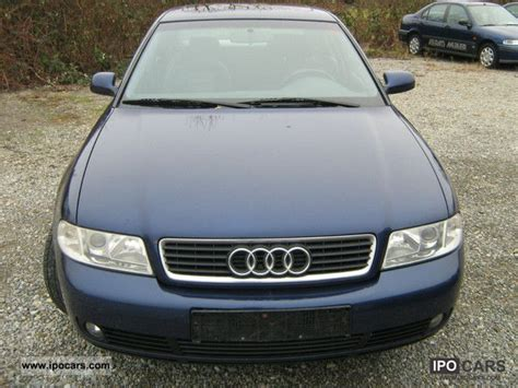 Audi A4 1 6 by 1999 Audi A4 1 6 Car Photo And Specs