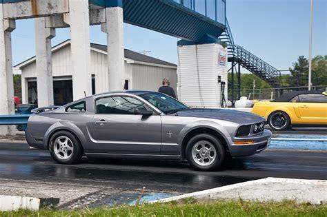 2006 v6 mustang horsepower 2006 ford mustang 4 0 v6 turbo 1 4 mile drag racing