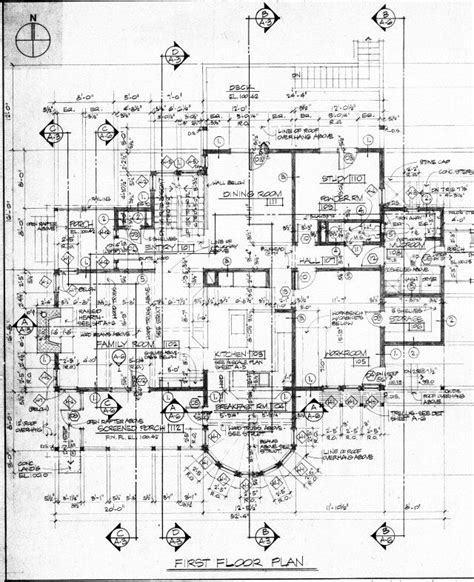 17 best images about construction document floor plans on
