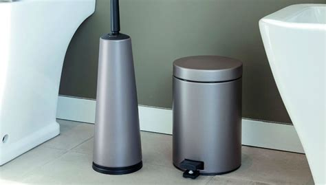 brabantia bathroom bin amazon co uk brabantia home kitchen bins liners food preparation laundry