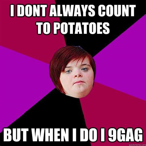 Potato Girl Meme - potato girl memes quickmeme