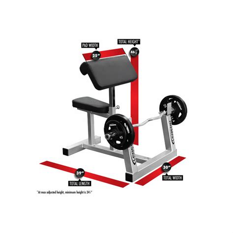 how to build a preacher curl bench legend fitness preacher curl bench 3114