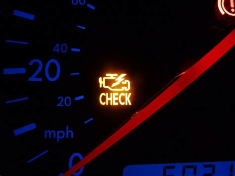 what would cause the check engine light to come on change cause a check engine light