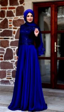 desain long dress muslimah 11 long dress muslimah modern ini dianggap paling mewah