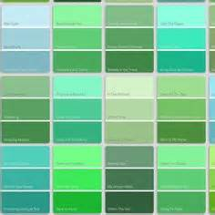 types of green color green color names palette hue pantone shades of
