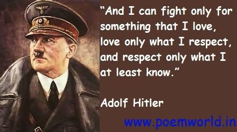 biography of adolf hitler in english adolf hitler motivational quotes in english