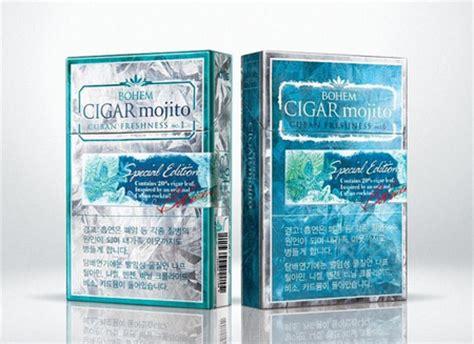 Bohem Mojito Clik flavored cigarettes more harmful than regular smokes