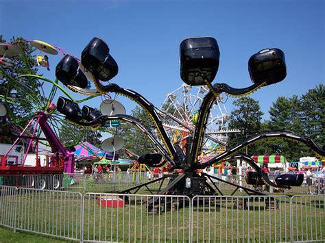 Cd Ride Tarantula a p spider carnival ride portage county fair flickr photo