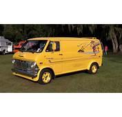 Joe Madonias 1970 Ford Econoline Van Panic In Detroit