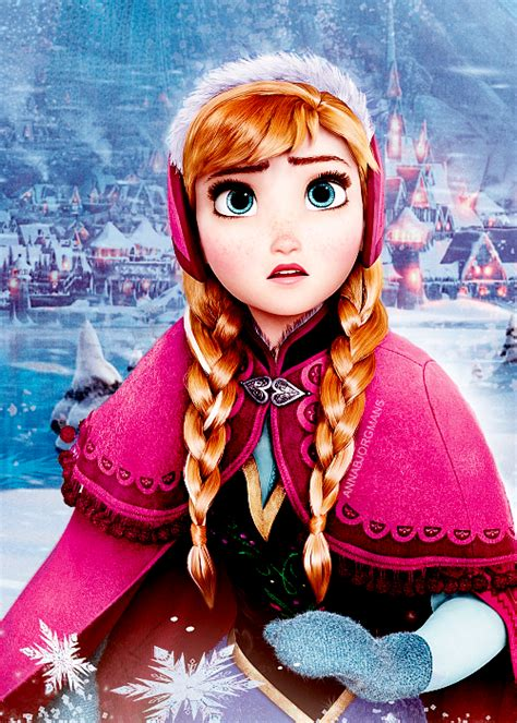 film frozen princess what did kristoff tell anna when she put her feet on the
